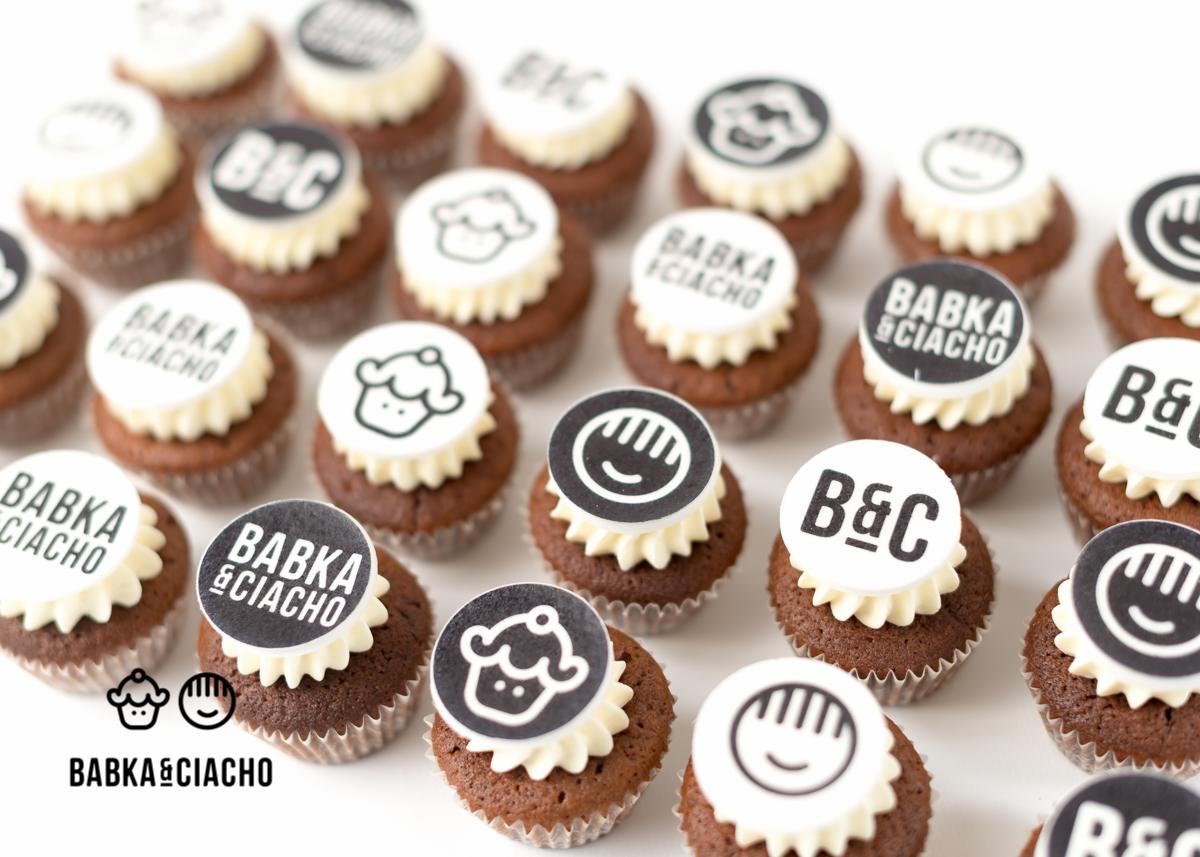 minibabeczki z logo